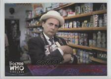 2016 Topps Dr Who Timeless Red Foil #36 Survival /25 Non-Sports Card 0u5