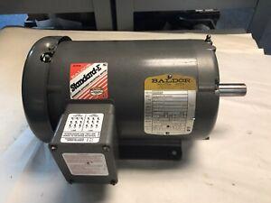 Baldor M3554T 1-1/2HP Motor 1740RPM 230/460V Frame 145T