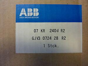 SPS ABB 07 KR 240 R2 24V DC