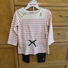 toddler girls Juicy Couture set leggings tunic top size 2T brand new NWT $78.00