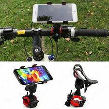 Motorcycle Bicycle MTB Bike Handlebar Mount Holder for Cell Phone Mobile GPS UP