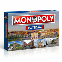 Monopoly Potsdam City Edition Game Party Game Board Game