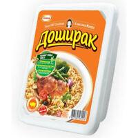 Doschirak instant Nudeln mit Schweinefleisch Geschmack 90g Nudelgericht Schwein