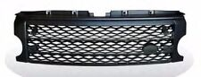 LR3 05-09 Discovery 3 Front Grille Grill Land Rover L319 Black Honeycomb Mesh