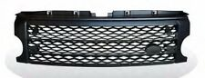 Land Rover L319 LR3 05-09 Discovery 3 Front Grille Grill Black Honeycomb Mesh