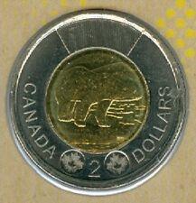 2016 Twoonie Toonie $2 Two Dollar '16 Canada-Canadian BU Coin UNC RCM - Mark