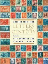 Letters of the Century : America 1900-1999 (1999, Hardcover)