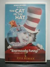 ** The Cat in the Hat (DVD) - Dr. Seuss - Mike Myers - Free Shipping!