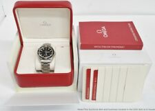 Omega Seamaster Co Axial 600m Planet Ocean 2200.51.00 Mens Chronometer Watch