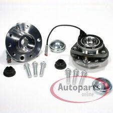 Opel Astra H - 2 Piezas Cubo Kit Cojinetes Rueda Con ABS Sensor Cable Para