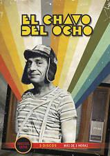 El Chavo del Ocho (DVD, 2015, 3-Disc Set)