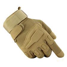 Tactical Gloves Military Full Finger Riding Hiking Gloves Durable Work Gloves