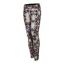 Nuevo para mujeres Adidas M68802 Ultimate multicolores Leggings Fit Talla L, XL