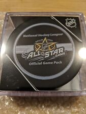 2007 NHL ALL STAR Game Official Hockey Puck - DALLAS STARS