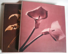 PISTILS by Robert Mapplethorpe (1996) Hardcover, Slipcase, Illustrations