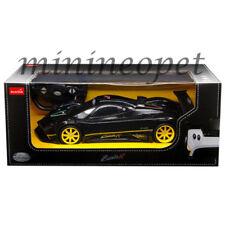 Rastar 38110 R/C Radio Remote Control Car Pagani Zonda R 1/14 Black