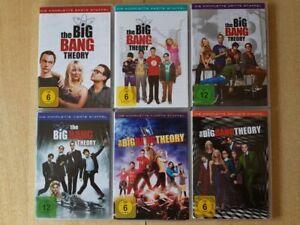 The Big Bang Theory - Staffel 1-6 - 19x DVD