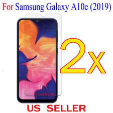 2x Clear Screen Protector Guard Cover Film For Samsung Galaxy A10e (2019)