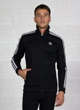 Adidas Originals Felpa Uomo Beckenbauer TT Cw1250 Nero M