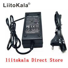 Hk Liitokala 36V Batterie Chargeur Sortie 42V 2A Entrée 100-240 VAC Lith …