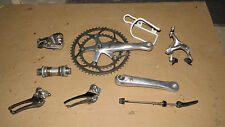 Shimano 9 Speed mini Group - Mostly Dura Ace, Ultegra 105 rd-7700 fc-7700 9 sp