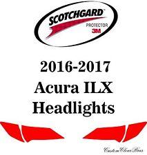 3M Scotchgard Paint Protection Film Clear Bra Kit Headlights 2016 2017 Acura ILX
