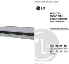 LG RH7500 Multi Format DVD Recorder Instruction Manual - On cd or Direct