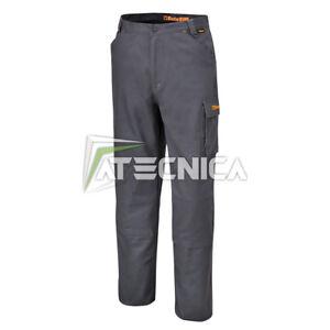 Hose von der Arbeit Lang beta work 7930P aus Baumwolle 260g Mit Taschen