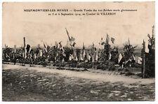 CPA 77 - NEUFMONTIERS LES MEAUX (Seine et Marne) - Grande Tombe des 200 soldats