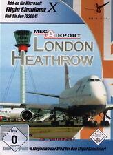 Mega Aeropuerto de Londres-Heathrow   Vuelo Simulator X   Nuevo