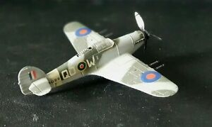 Vintage Dinky Hawker Hurricane IIc With Working Cannon Noise