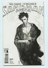 DC COMICS SANDMAN OVERTURE #1 B&W SKETCH VARIANT 1:100 J H WILLIAMS 2013