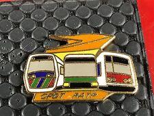 PINS PIN BADGE CAR BUS TRAM RATP CFDT