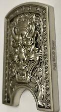 Korean Mythological Goblin 2 oz Dokkaebi Silver Stacker Bar .999 fine | Komsco