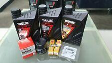 Yamaha MT03 R3 Service Kit Filter 5GH-13440 Plugs LMAR8A-9 Yamalube 2018-2020