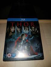 Thor 1 - (Zavvi ERSTAUFLAGE) - Blu Ray Steelbook - NEU - DEUTSCHER TON
