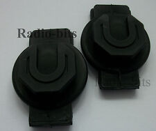 Peter Jones Klick Fast Stud Motorola TWIN PACK GP320 -GP340 - GP360 - GP380 etc