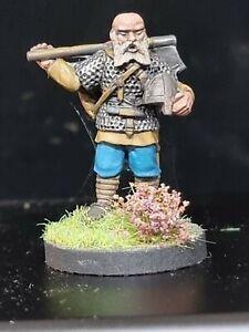 Gripping Beast Saxon Viking Hero Warlord 28mm Painted