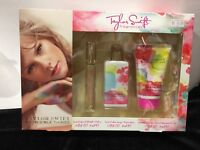 INCREDIBLE THINGS TAYLOR SWIFT EDP 30 ML 3 PC GIFT SET LOTION & ROLLER BALL