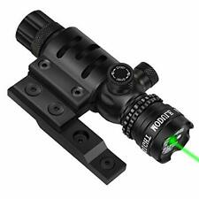 Ezshoot Mlok Green Laser Sight Dot 532nm Rifle Scope with M-Lok Rail.