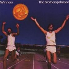 Winners by The Brothers Johnson (CD, Feb-2011, BBR (UK))