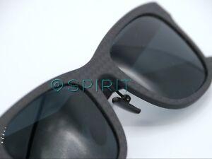 Genuine Carbon Fibre Sunglasses UV 400 Black Polarised Lenses, Carbon Fibre Case