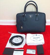 NWT- Auth Prada 1BB095 Saffiano Lux Crossbody Tote Handbag ~Unique~ Hard to find