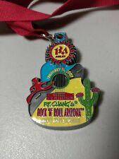 2007 Pf Chang Rock 'N Roll Arizona Marathon Finisher Medal