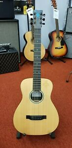 Martin & Co. lx1e Ed Sheeran Divide electro acoustic guitar with padded gig bag