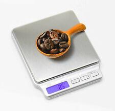 American Weigh Scales SC-2KG 2000g Digital Food Nutrition Pocket Scale