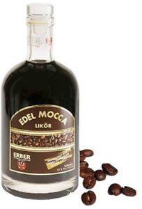 Edel Mocca Kaffee Likör Inhalt 500ml 25%vol.Acl.