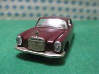 Vintage  -  MERCEDES-BENZ 250 Coupè  - 1/43  Auto-Pilen  n° 305