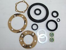 LAND ROVER DISCOVERY 1 FRONT SWIVEL HOUSING OIL SEAL & GASKET KIT - 9mm SEAL