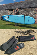 SUP strap sling system with carry bag for Stand Up Paddleboard & Longboard (NCW)